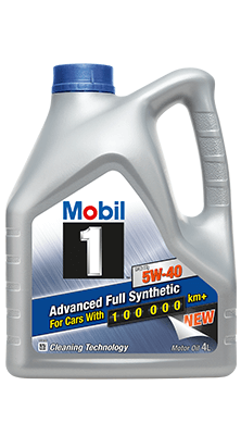 Масло Mobil 1 5W-40